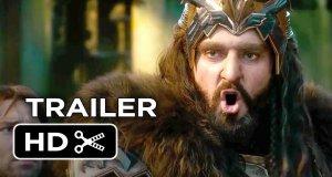 Hobbit: Bitwa Pięciu Armii - Trailer