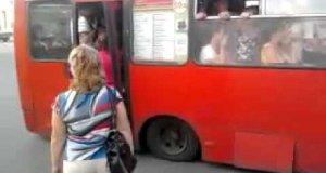 Rosyjski autobus niskopodłogowy