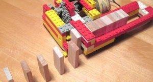 Zautomatyzowane układnie domino