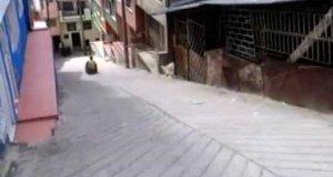 Jak przenieść piwo na stromej ulicy