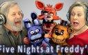 Seniorzy reagują na: Five Nights at Freddy's