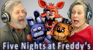 Seniorzy reagują na: Five Nights at Freddy's