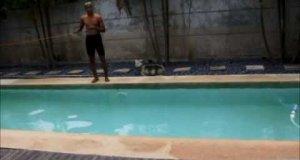 """Sposób na """"niekończący się"""" basen"""