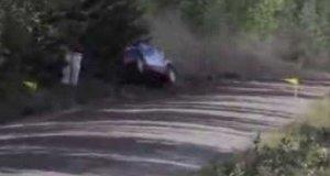Robert Kubica prawie uległ wypadkowi
