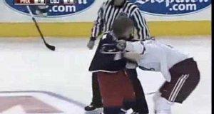 Bójki hokejowe