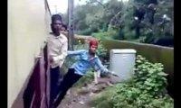 Ekstremalna, indyjska podróż pociągiem