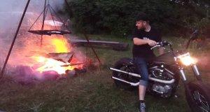 Tak się rozpala ognisko