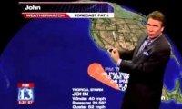 Niefortunna prognoza pogody