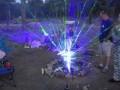 Laser skierowany w ognisko