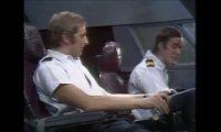 Angielski skecz o pilotach