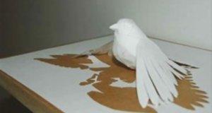 Figurki z papieru