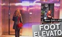 Remi Gaillard - mieszkanie w windzie