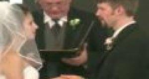 Zabawny ślub