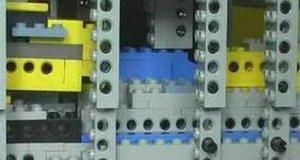 Fabryka samolotów Lego