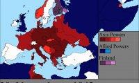 II wojna światowa - dzień po dniu na mapie