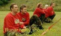 Homoseksualiści na szkoleniu
