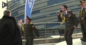 "Chórek z Soczi śpiewa ""Sex Bomb"""