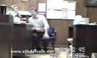 Ukryta kamera  - biurowy żarcik