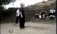Niesamowita moc mistrza Kung Fu