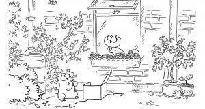 Kot Simona - Walentynkowe motylki