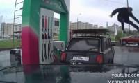 Rosyjskie tankowanie