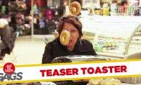 Złośliwy toster w akcji