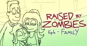 Ewakuacja z miasta Zombie 4 - animacja