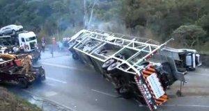 Poważna wpadka pomocy drogowej
