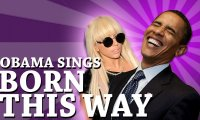 Obama - Born this way [Lady Gaga cover]