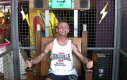 Kozak na krześle elektrycznym