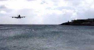 Lądowanie samolotu