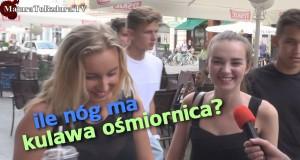 Ile nóg ma kulawa ośmiornica? - Jeleniejaja & MaturaToBzudra