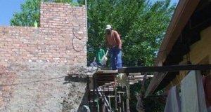 Budowa w Afryce