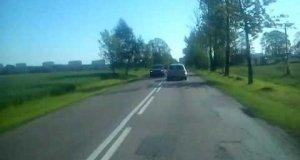 Szybki instruktaż jak nie jeździć samochodem