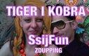 Zdupping -Tiger i Kobra Ssijfun
