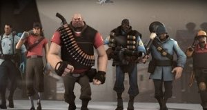 Mann vs Machine - Team Fortress 2