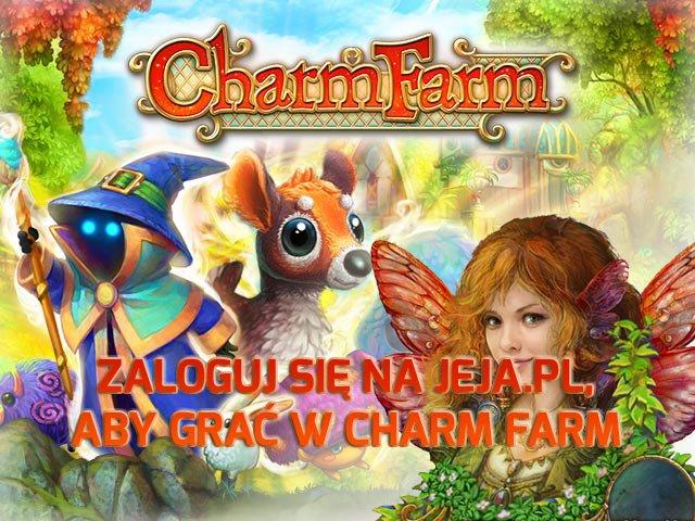 Zaloguj się, aby grać w Charm Farm