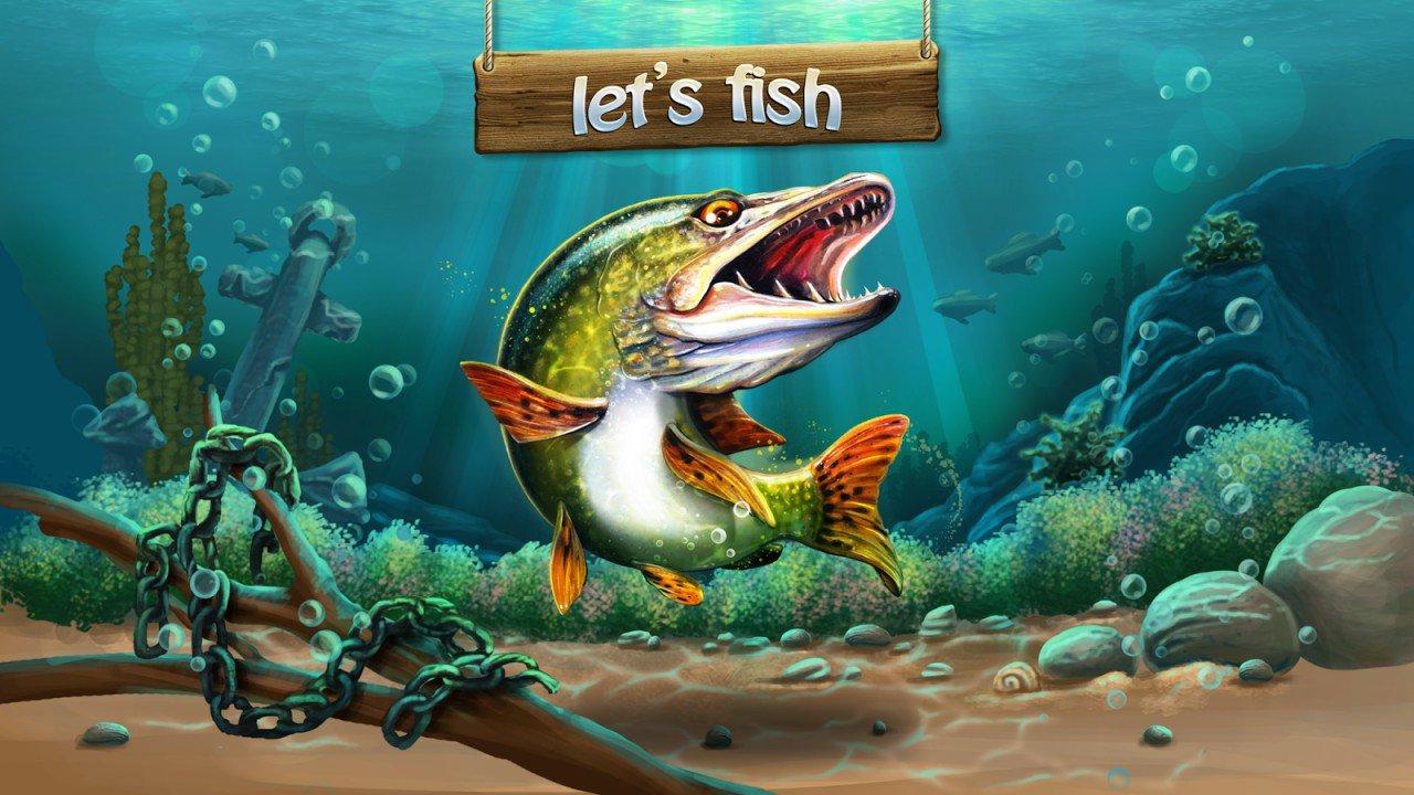 Zaloguj się, aby grać w Let's Fish Test