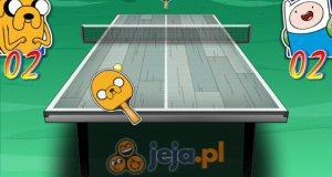 Kreskówkowy ping-pong