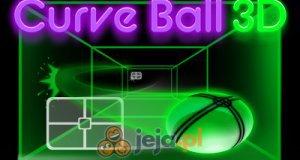 Podkręcona piłka