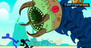 Podziemny potwór