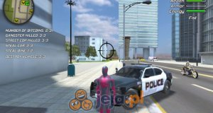 ASRP: Spiderman GTA