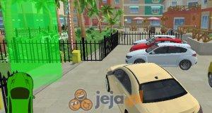 Luksusowe parkowanie