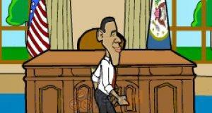 Obama w Narnii - Powrót Wiedźmy