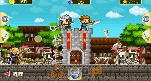 Mini strażnicy: Obrona zamku