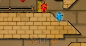 FireBoy & WaterGirl 2: In The Light Temple