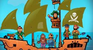 Przerażający piraci