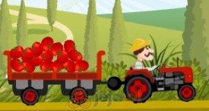 Transport na farmie