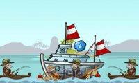 Klikacz: Łowienie ryb