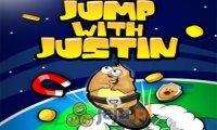 Skacz z Justinem Bobrem!